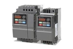 Thay thế tất cả các loại biến tần. Biến tần Delta VFD-EL series phù hợp với các ứng dụng trung bình & nhỏ như bơm quạt công suất nhỏ, máy thổi gió, băng chuyền, băng tải, các thiết bị xử lý đơn giản