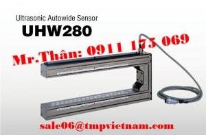 UHW280 Sensor Nireco - Cảm biến canh biên