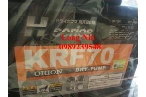 Bơm hút chân không khô Orion - Nhật