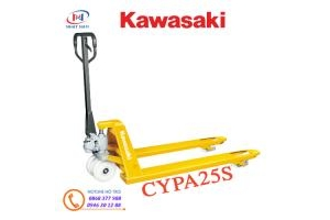 Xe nâng tay Kawasaki - Nhật Bản model CYPA25S