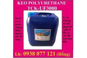 Keo Polyurethane trương nở chống thấm ngược PU TCK-UF3000