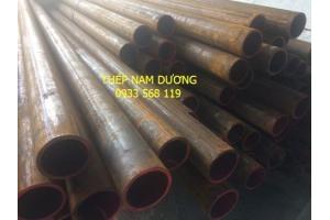 SCH40, Thép ống đúc phi 51 x 3.2ly, 60 x 3.91ly , 70 x 5ly, Thép hộp vuông 200x200x12