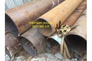 SS400, Thép ống đúc phi 355x11.13ly,  Thép hộp vuông 200x200x 6, 200x200x8