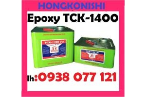 Keo epoxy TCK 1400 xử lý nứt bê