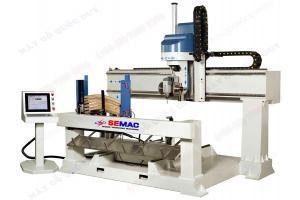 Bán MÁY PHAY MỘNG CNC 5 TRỤC Model: SSM-1800H  giá tốt nhất tại tphcm