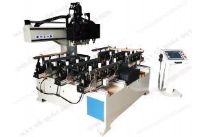 Bán MÁY LÀM MỘNG ÂM CNC 4 ĐẦU Model: SDC-1200-4-4   giá tốt nhất tại tphcm
