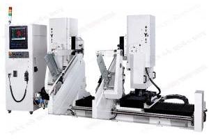 Bán MÁY LÀM MỘNG DƯƠNG 2 ĐẦU CNC Model: DRTB-100    giá tốt nhất tại tphcm