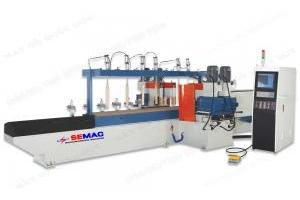 Bán MÁY CHÉP HÌNH DÀI CNC Model: SDX-SX4-2400   chất lượng tại tphcm
