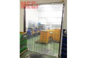 Ứng dụng màn nhựa PVC trong ngăn phòng điều hòa