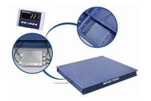 Cân sàn điện tử giải pháp công nghệ  định lượng cho doanh nghiệp sản xuất và kinh doanh