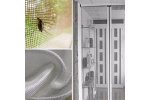 Không Muỗi Vằn, Không Sốt Xuất Huyết Với Cửa Lưới Chống Muỗi Quang Minh