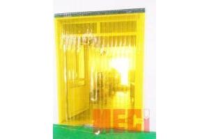 Màn Nhựa PVC Ngăn Côn Trùng Cho Kho Thực Phẩm