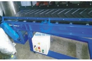 Cung cấp băng tải cao su gân v nâng hạ tự động