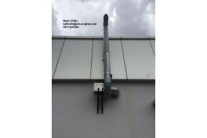 Tủ hút hóa chất ecolab - Ecolab FumeHood