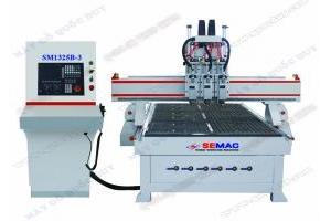 Đơn vị cung cấp MÁY PHAY GỖ ROUTER CNC SM1325B-3 uy tín nhất tại tphcm