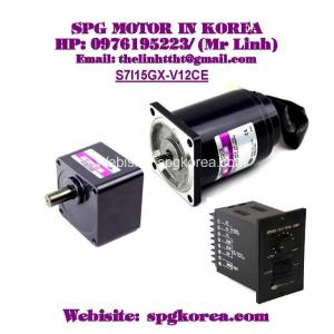 Induction Motor SPG