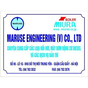 Công ty MARUSE  ENGINEERING VIETNAM